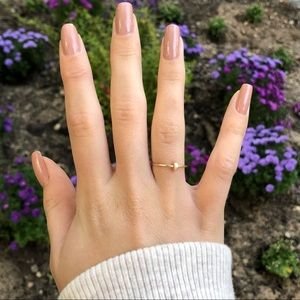 NWT! boho minimalist FIDGET/ANXIETY RING